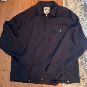 Vintage 90's Stussy wool jacket